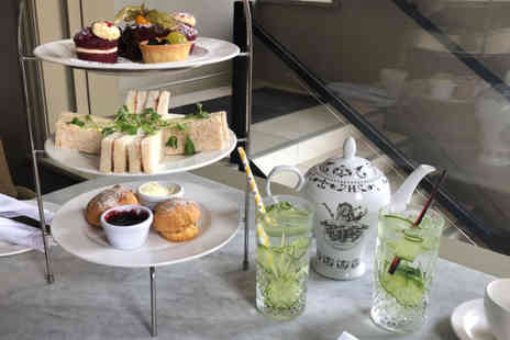 Townhouse Hotel - Afternoon tea with cocktails for two - Save 0%