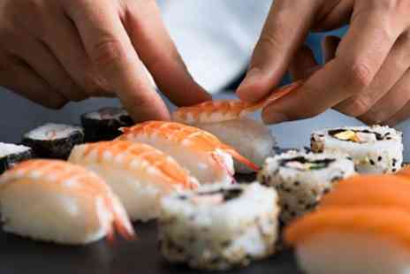 Turu - Two Course Japanese Meal with Optional Wine for Two or Four - Save 49%