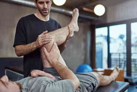 Ipersonal Physiotherapy - 30 or 60 Minute Sports Massage - Save 57%