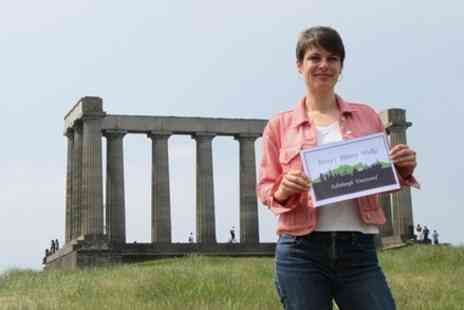 Hettys History Walks - Calton Hill History Walk - Save 0%