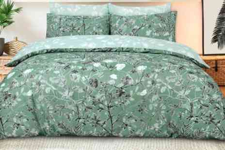 Groupon Goods Global - Pieridae Fashion Reversible Duvet Set - Save 80%