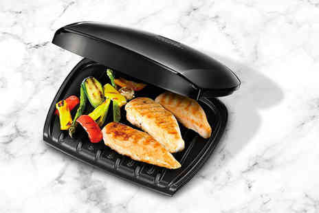 Smart Retail Goods - George Foreman five portion family grill - Save 75%