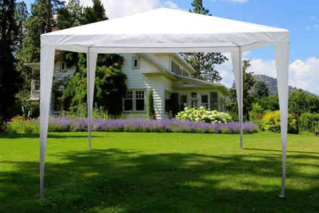Home Discount - Garden Vida 3mX3m pop up gazebo choose from four colours - Save 64%