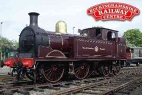 Buckinghamshire Railway Centre - Buckinghamshire Railway Centre Family Admission - Save 56%