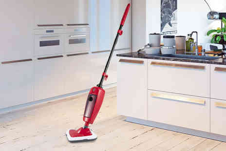 Smart Retail Goods - Signature multi functional steam mop - Save 0%