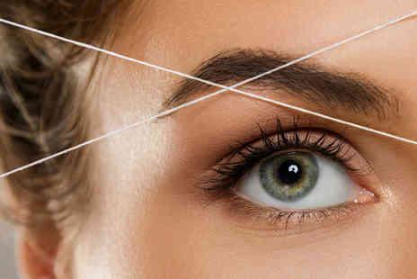 Online Beauty Training - Indian eyebrow threading course - Save 92%