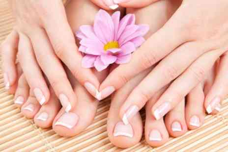 Beauty by Emma Grant - Gel Manicure, Pedicure or Both - Save 48%