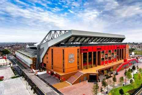 Inspired Travel - Liverpool Football Club Museum and Stadium Guided Tour - Save 5%