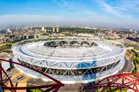 London Stadium - Guided Tour of London Stadium, Child, Adult, Concession or Family Tickets - Save 15%