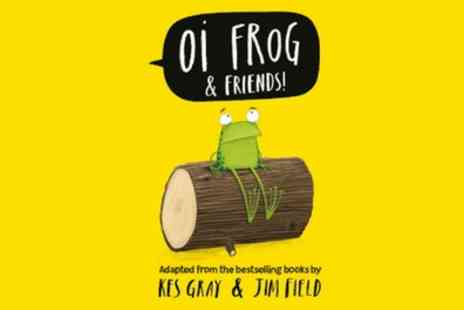 Lyric Theatre - Tickets to see Oi Frog and Friends - Save 0%