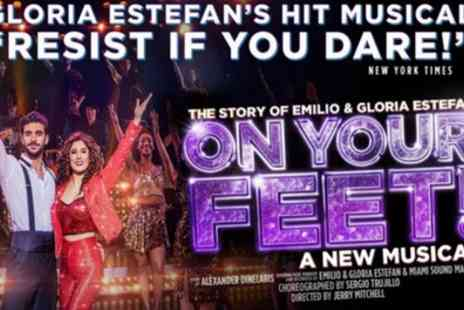 London Coliseum - Tickets to see ON YOUR FEET! The Story of Emilio and Gloria Estefan - Save 63%
