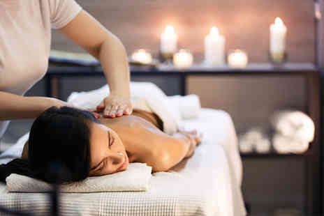 Hallmark Hotel Manchester Airport - Spa day for two with leisure access, a 25 minute treatment each and afternoon tea - Save 50%