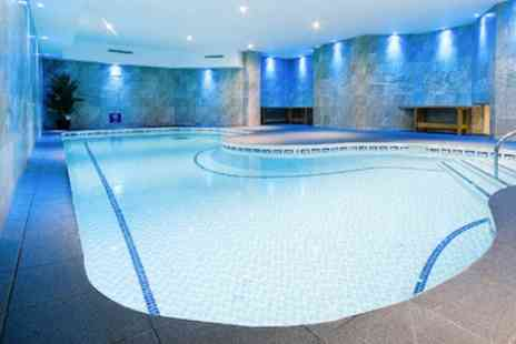 Durley Dean Hotel - 1 or 2 Nights for Two with Breakfast, Leisure Access, Late Check Out and Spa Discount - Save 37%