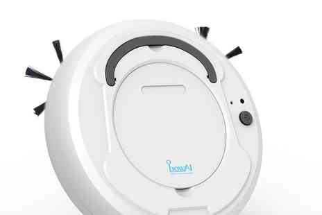 MBLogic - Rechargeable smart sweeping cleaning robot - Save 67%