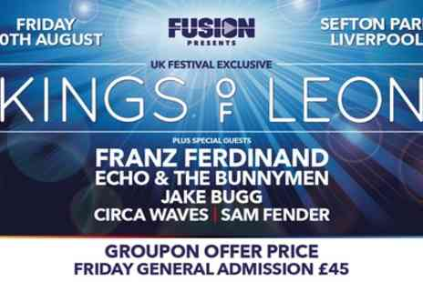 Fusion Presents 2019 - One general admission ticket on 30th August - Save 26%