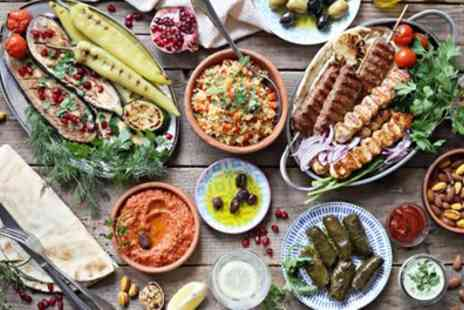 Lokanta Turkish - Meze Meal with Optional Wine for One or Two - Save 25%