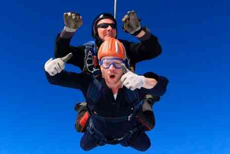 Skydive Academy - 7,500ft To 10,000ft or 9,000ft To 15,000ft Tandem Skydive - Save 43%