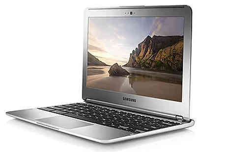 Tech Market - 11 Inch Samsung Chromebook XE303 with 2GB RAM & 16GB SSD - Save 75%