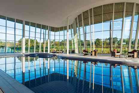 The Health Club and Spa - Staffordshire pamper day with massage, lunch & bubbly - Save 0%