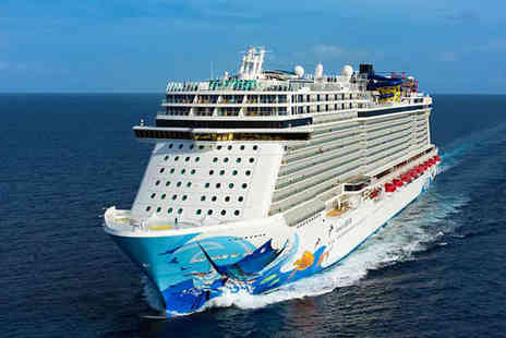 Norwegian Cruise Line - Seven nights Western Caribbean and Miami full board cruise aboard Norwegian Escape in an Inside Stateroom  - Save 0%