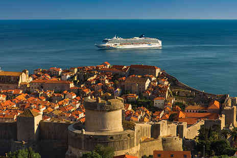 Norwegian Cruise Line - Seven nights full board Mediterranean cruise aboard Norwegian Spirit with return flights in an Inside Stateroom - Save 0%