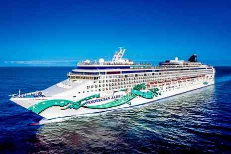 Norwegian Cruise Line - Six nights Phuket, Langkawi & Penang full-board cruise from Singapore aboard the Norwegian Jade in an Inside Stateroom - Save 0%