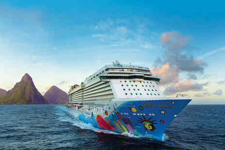 Norwegian Cruise Line - Seven nights Western Caribbean full-board cruise departing Miami aboard the Norwegian Breakaway in an Inside Stateroom - Save 0%