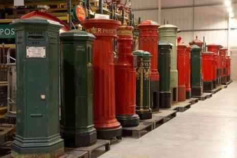 London Sights & Attractions - The Postal Museum Entrance Ticket - Save 0%