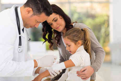 Educator London - Paediatric first aid training online course - Save 98%