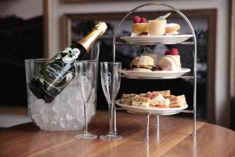 Falcon Hotel - Afternoon Tea for Two or Four with Optional Glass of Bubbles - Save 37%