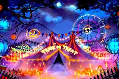 Halloween Land - One or two general admission ticket on 2 November - Save 53%