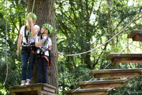 Beamish Wild - High Ropes Experience - Save 48%