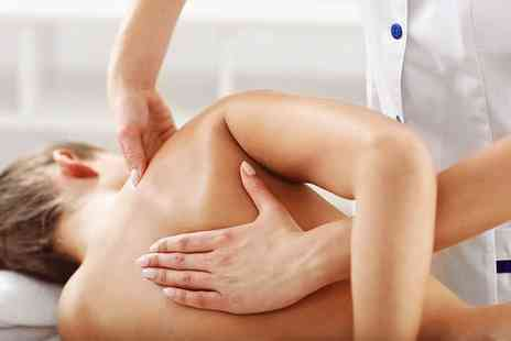 Wellness & Beauty Clinic - One hour deep tissue massage including a 15 minute consultation - Save 65%
