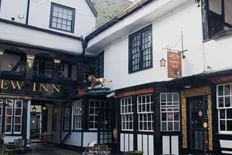 The New Inn Hotel - Double Room for Two with Breakfast and Option on Dinner - Save 19%