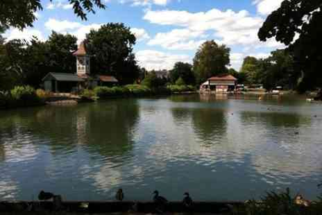 Valentines Park Boating Lake - Boat Hire - Save 0%