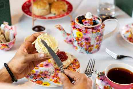 Amba Marble Arch - Afternoon tea & bubbly for Two near Oxford Street - Save 59%