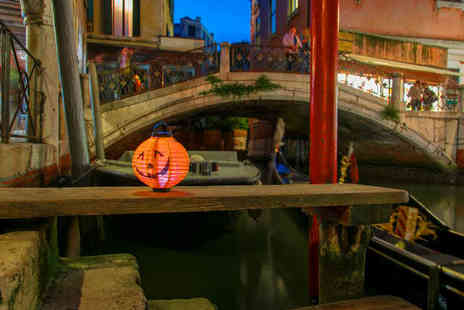 Crystal Travel - Two nights Venice Halloween getaway with return flightsn and ghosts and legends walking tour - Save 41%
