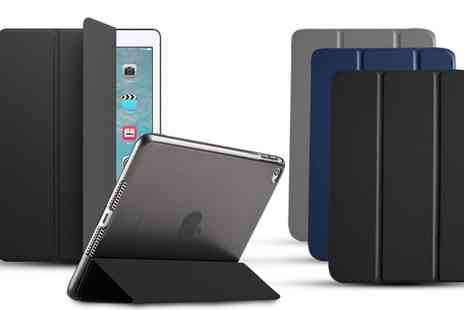 Groupon Goods Global GmbH - One, Two or Three Smart Cover Cases for iPad 2, 3 and 4 - Save 0%