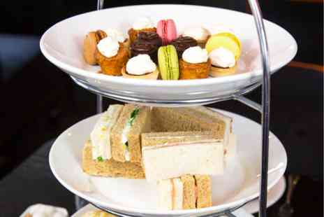 Virgin Experience Days - Afternoon Tea with Free Flowing Prosecco and Thames Sightseeing Cruise for Two - Save 0%