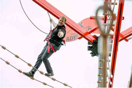 Virgin Experience Days - The Bear Grylls High Ropes Experience for Two - Save 0%