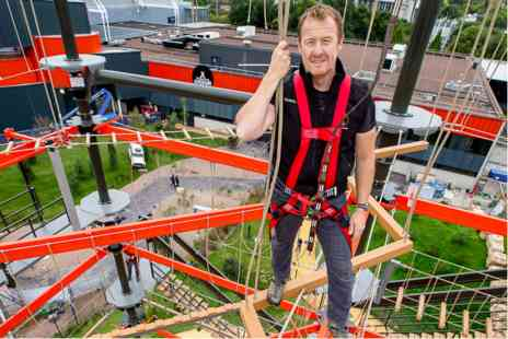 Virgin Experience Days - The Bear Grylls High Ropes Experience - Save 0%