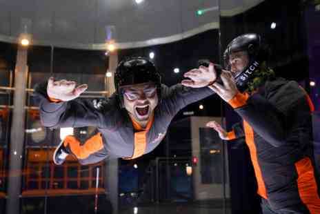Virgin Experience Days - The Bear Grylls iFly Experience for Two - Save 0%