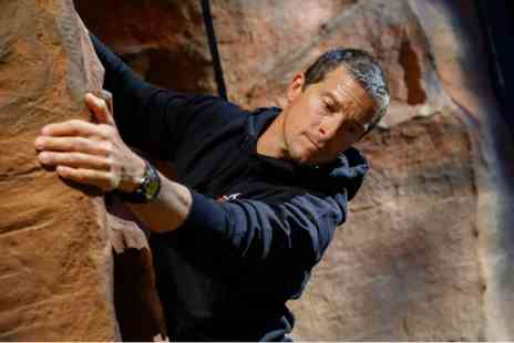 Virgin Experience Days - The Bear Grylls Climb Experience - Save 0%