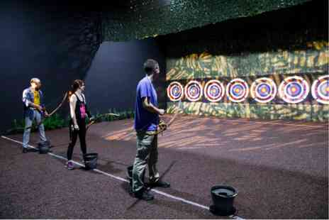 Virgin Experience Days - The Bear Grylls Archery Experience for Two - Save 0%
