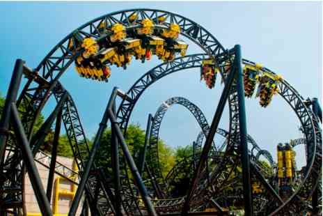 Alton Towers Resort - One Night Inn Break with Tickets for Two - Save 0%