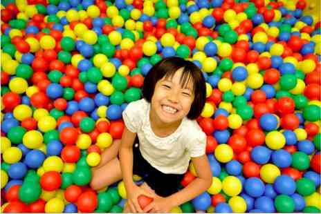Gambado - Midweek Indoor Soft Play Entry for One Adult and One Child - Save 0%