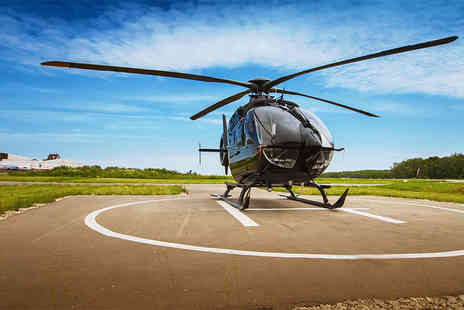 Arcus Helicopters - 15 minute trial flying lesson in a Guimbal Cabri G2 or four seater Robinson R44 helicopter, 20 minute lesson in a Robinson R22 helicopter - Save 50%