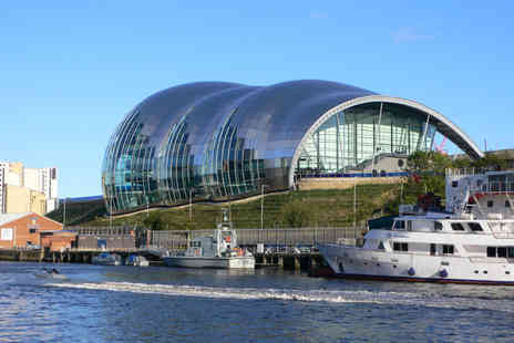 The Sage Gateshead - Afternoon tea for two - Save 50%