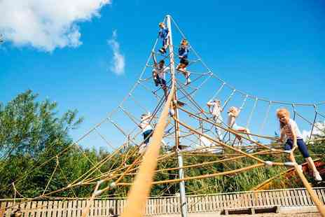 Greenwood Family Park - Ticket to GreenWood Family Park for one adult and one child - Save 31%