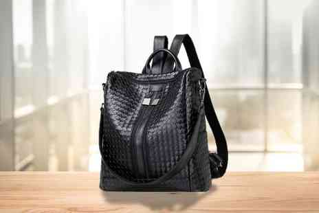 BluFish - Three purpose womens backpack - Save 60%